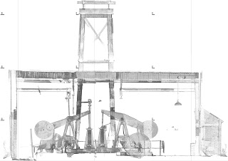 Murgatroyd's Brine Pump. Image modified from the 'Point Cloud' model.