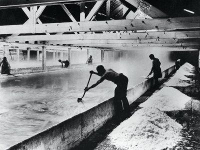 A Dig Through Salt History