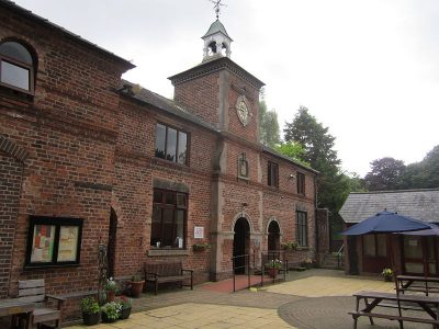 Castle Park Arts Centre Frodsham